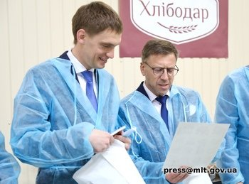 В Мелитополе открыли хлебокомбинат после модернизации, фото-5