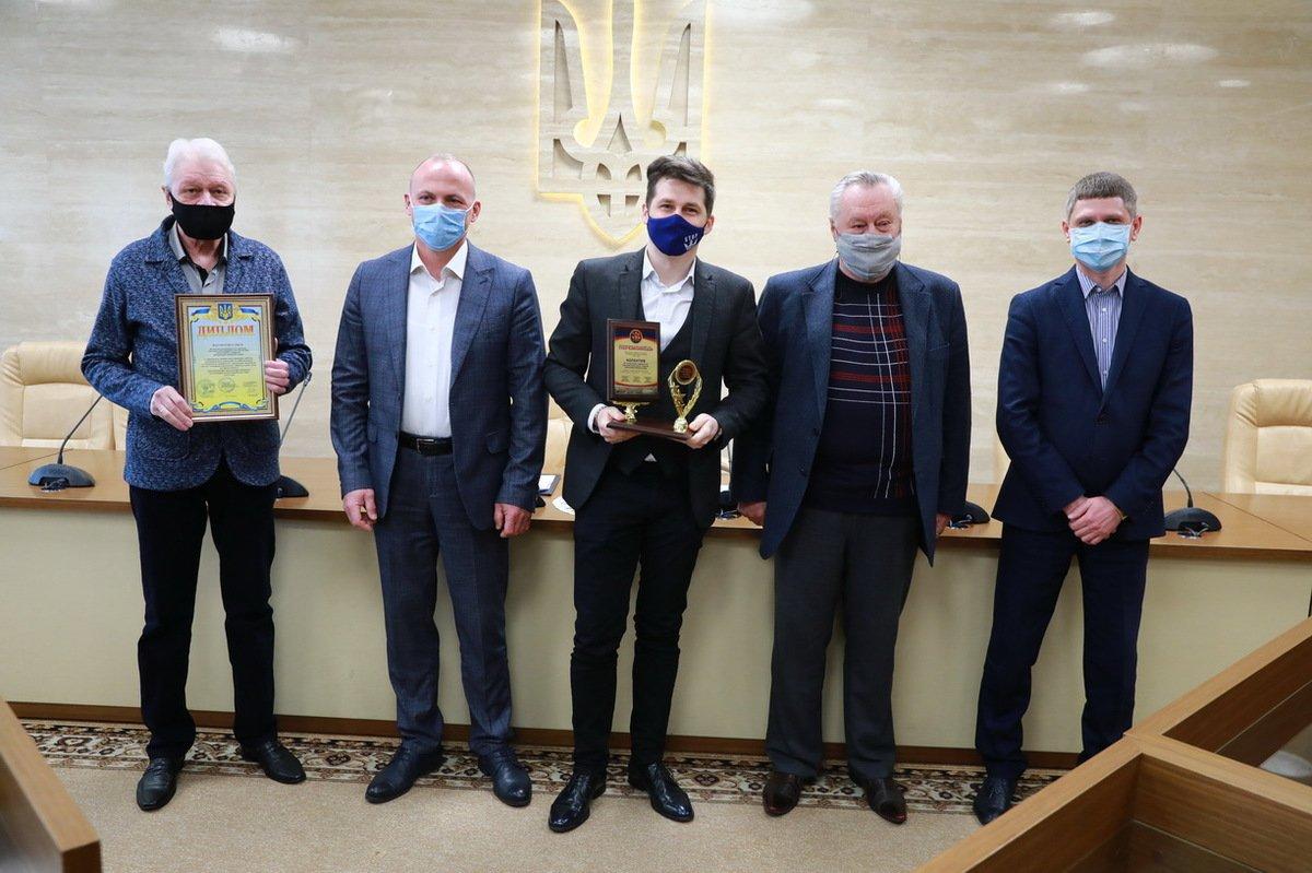 За лучший колдоговор награждены предприятия Запорожской области, фото-6