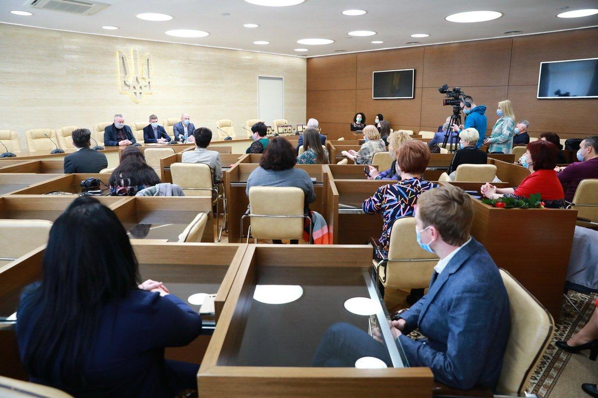 За лучший колдоговор награждены предприятия Запорожской области, фото-3