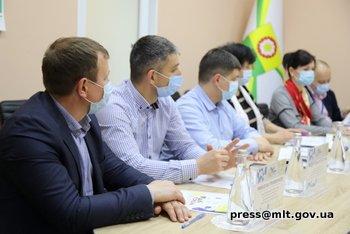 В Мелитополе состоялась встреча с мариупольскими партнерами, фото-2