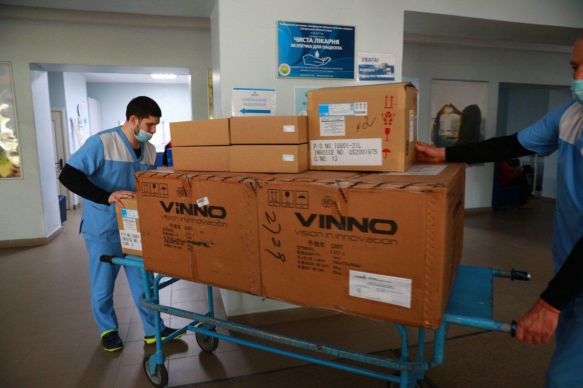 В Мелитополе появится новое медицинское оборудование, фото-3
