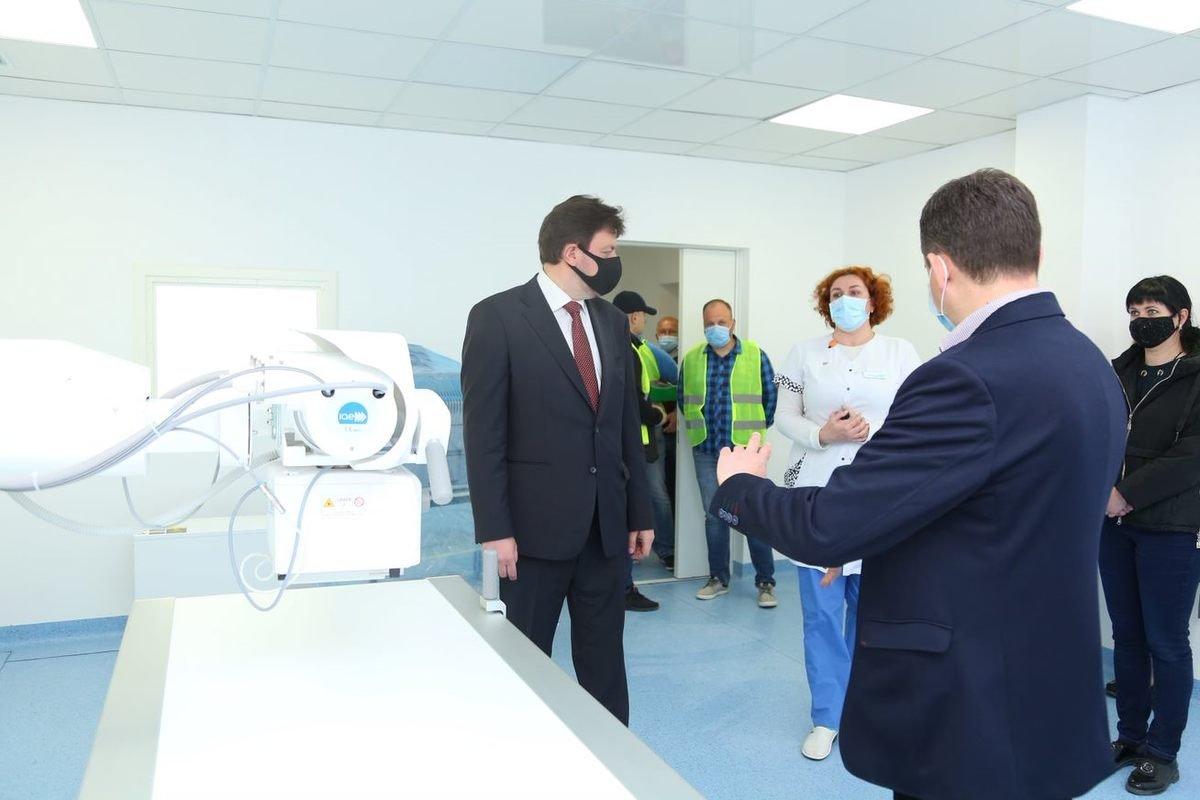 """Александр Старух: """"Больницы должны работать, а медицинское оборудование –  спасать жизни"""", фото-1"""