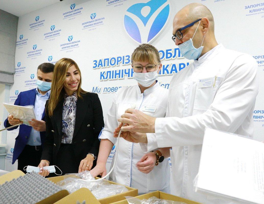 В Мелитополе появится новое медицинское оборудование, фото-1