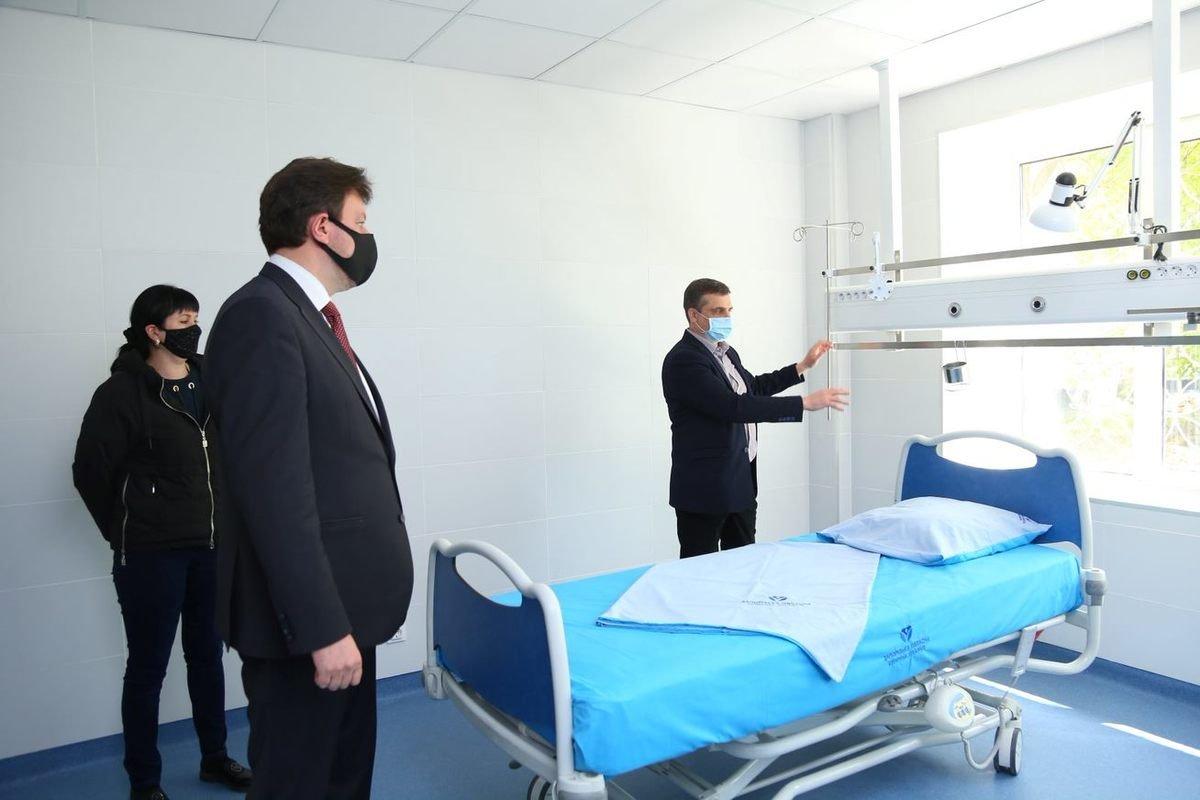 """Александр Старух: """"Больницы должны работать, а медицинское оборудование –  спасать жизни"""", фото-4"""