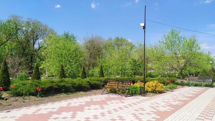 В Мелитопольском районе идут работы по благоустройству мемориальных комплексов, фото-1