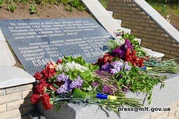 В Мелитополе почтили память погибших во Второй мировой войне, фото-2