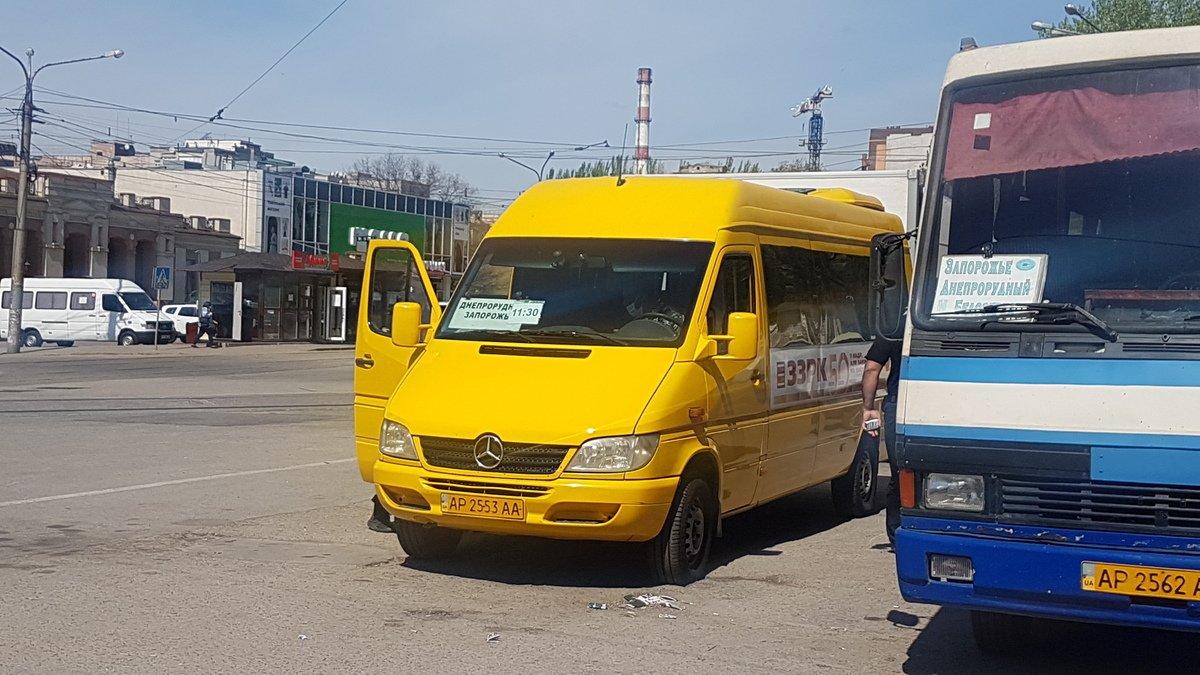 В Запорожской области продолжается борьба с нелегальными перевозчиками, фото-3