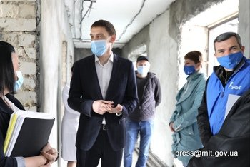 В Мелитополе продолжается реконструкция амбулаторий, фото-1
