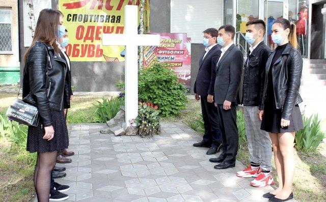 В Мелитополе почтили память жертв политических репрессий, фото-2