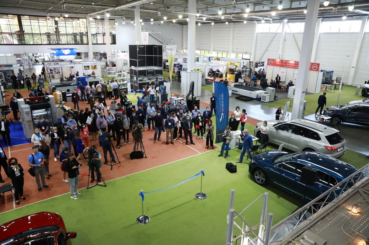 В Запорожье стартовал трехдневный промышленный форум, фото-1