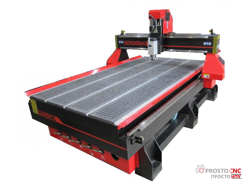 Фрезерно-гравировальные станки с ЧПУ – многофункциональное и универсальное оборудование для обработки различных материалов, фото-1