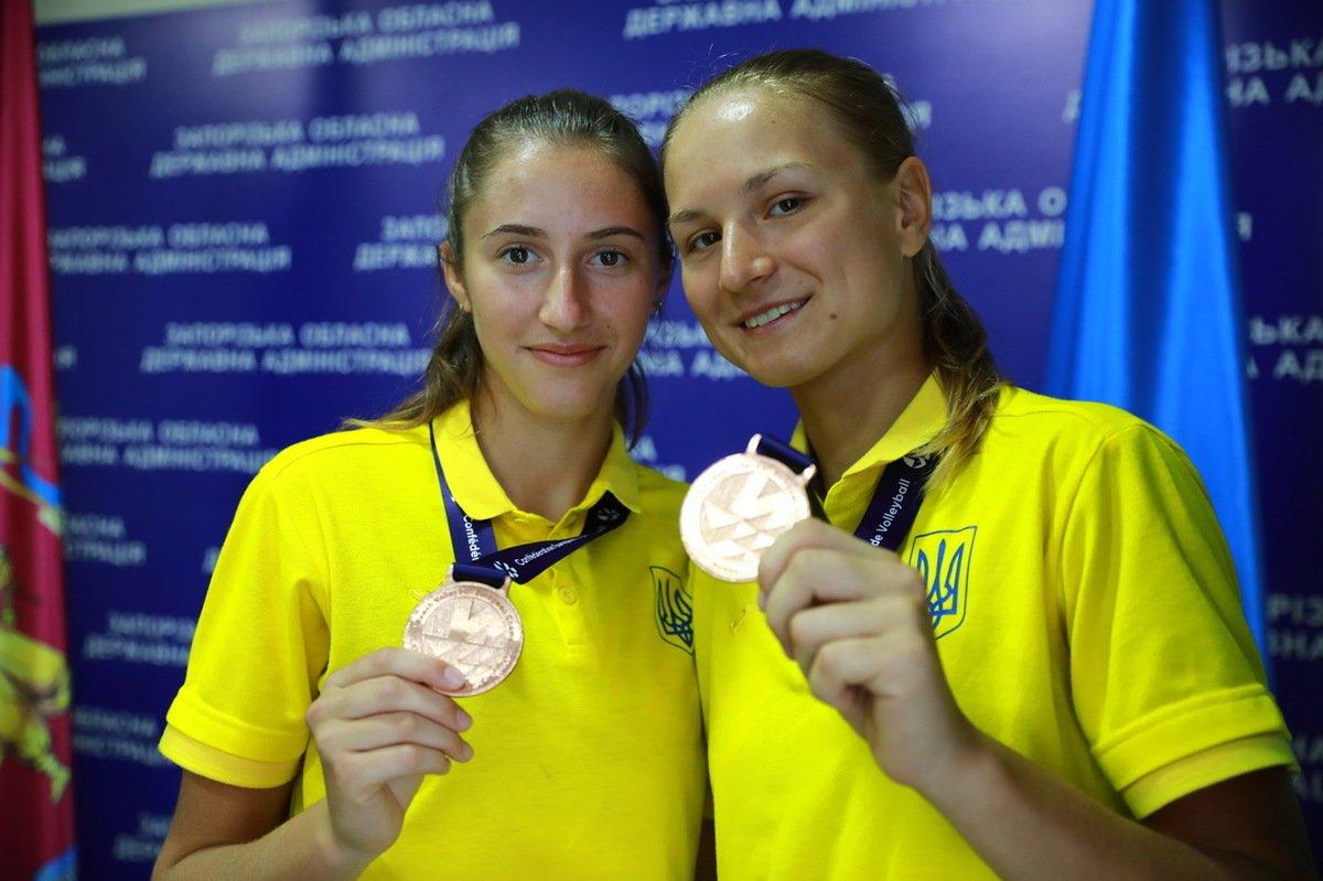 Запорожские спортсменки привезли бронзу с Чемпионата Европы, фото-1