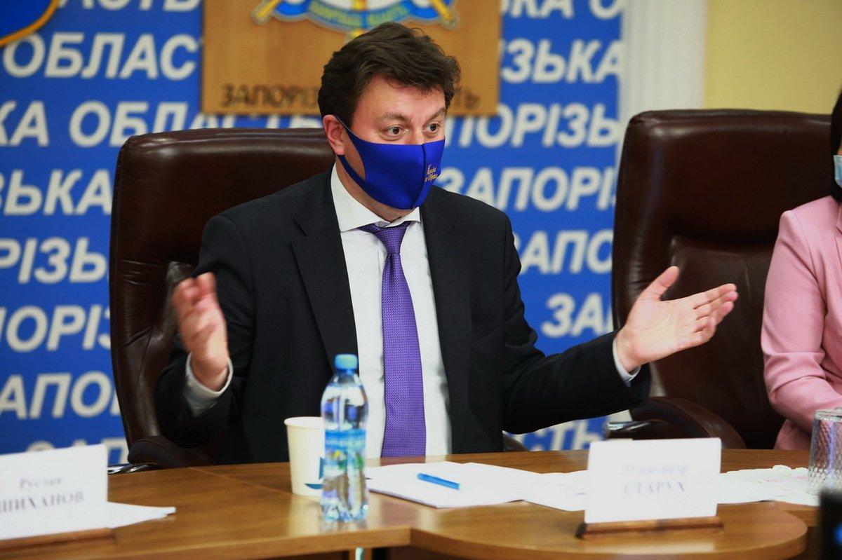 Александр Старух: Все вопросы реализации госполитики должны быть на постоянном контроле райгосадминистраций, фото-1
