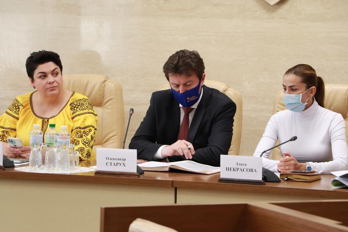Александр Старух: Развитие медицины должно быть приоритетом для территорий, фото-1