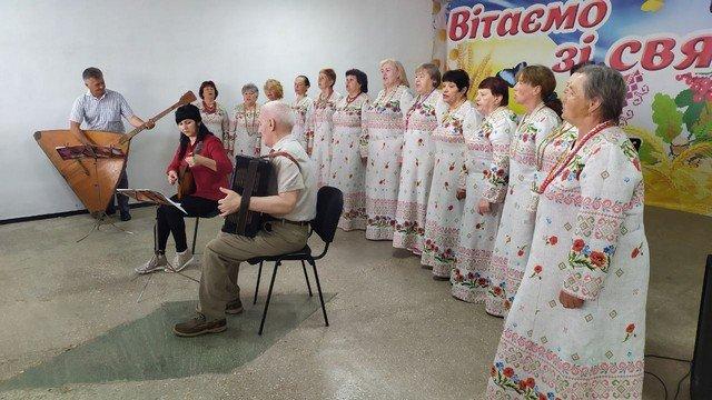 Долинское отметило день села, фото-1