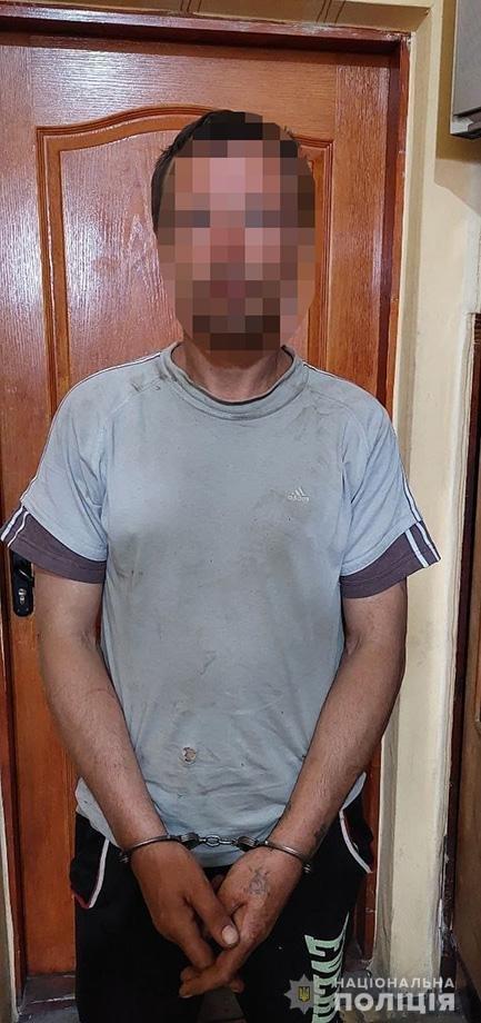 В Мелитополе задержан угонщик микроавтобуса, фото-2