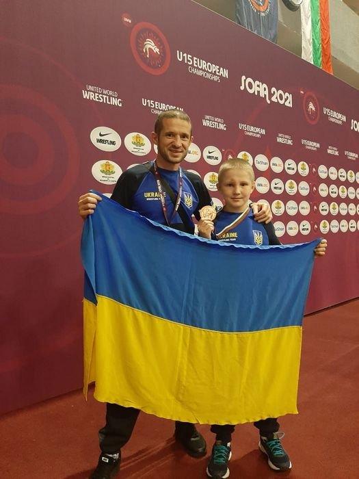 Юный спортсмен из Мелитополя стал бронзовым призером Чемпионата Европы, фото-1