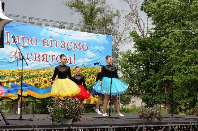 В Мелитопольском районе отметили День защиты детей, фото-1