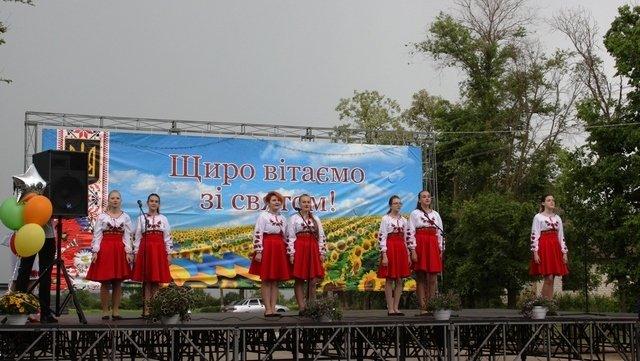 В Мелитопольском районе отметили День защиты детей, фото-2
