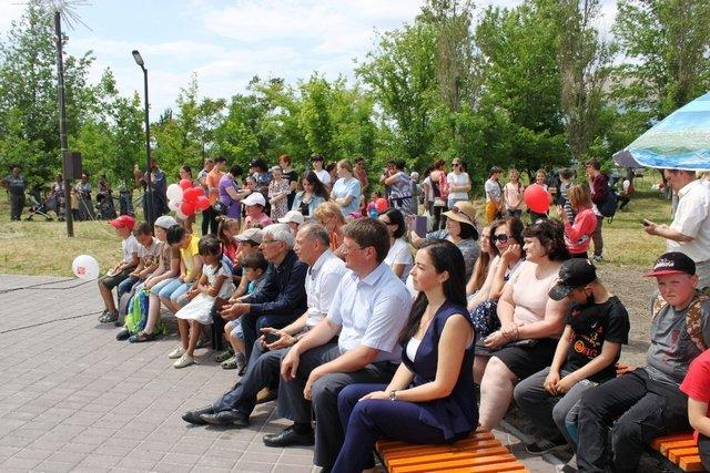 В Мелитопольском районе отметили День защиты детей, фото-4
