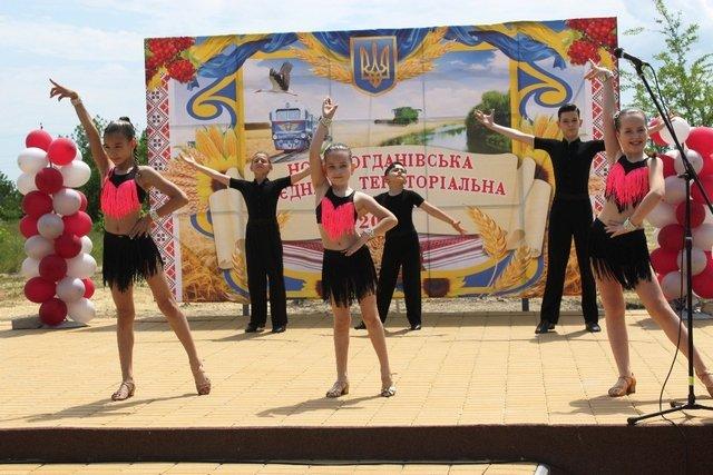 В Мелитопольском районе отметили День защиты детей, фото-3
