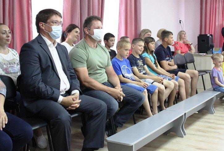 В Мирненском центре отпраздновали День защиты детей, фото-2