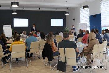В Мелитополе проходят учения для руководителей муниципалитетов, фото-2