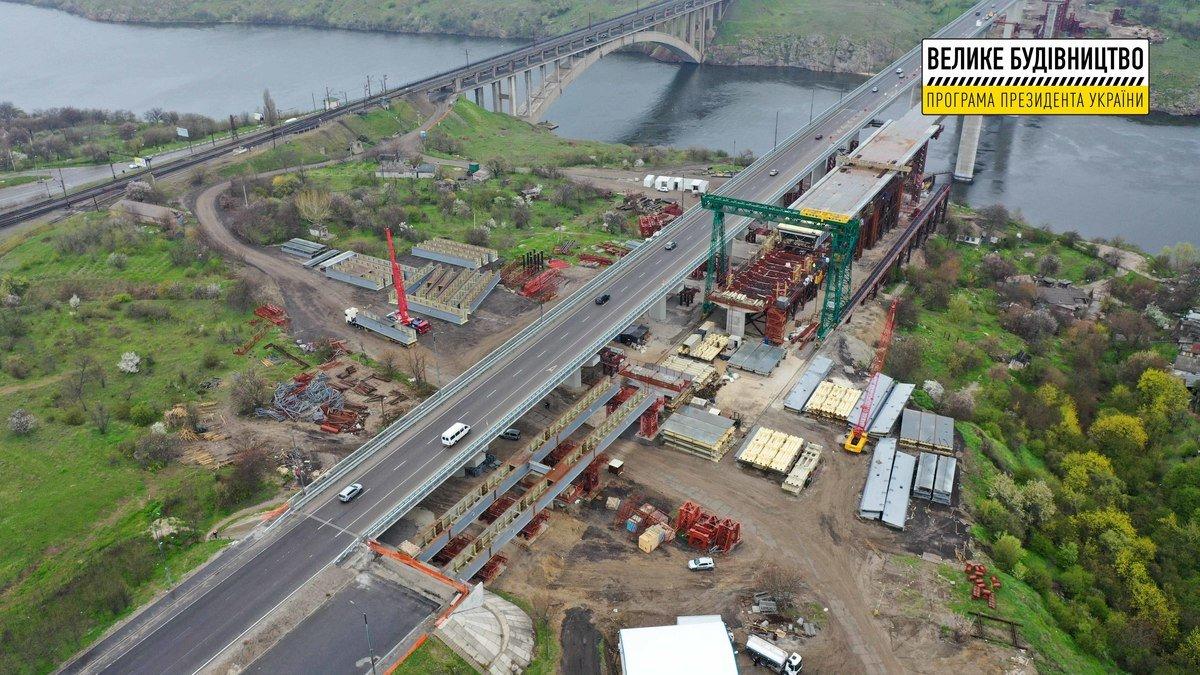 Новые мосты и реставрация музея: работы на Хортице ведутся в ускоренном темпе, фото-1
