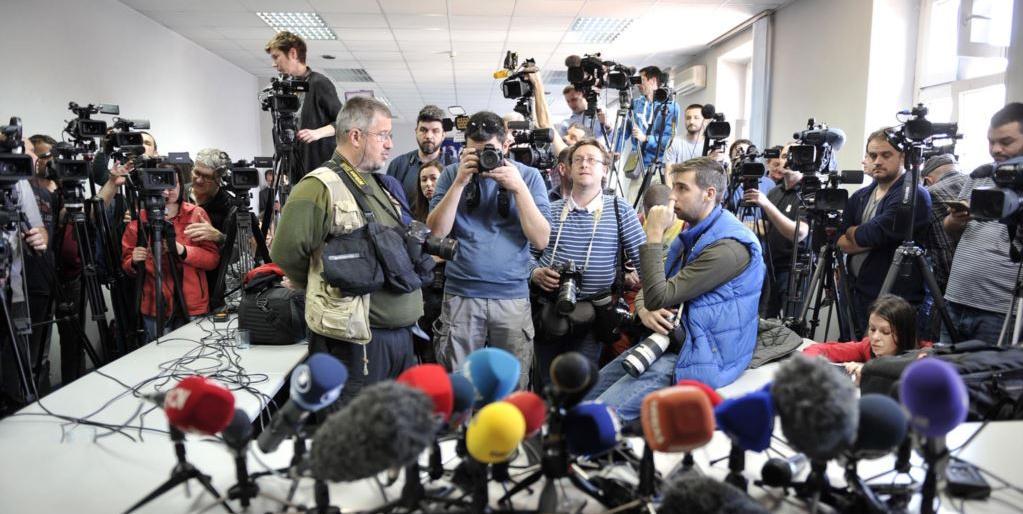 Международный день солидарности журналистов фото