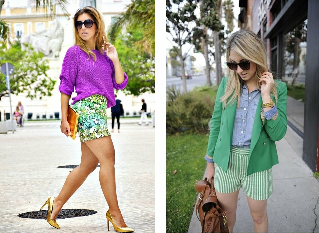 Стильные женские шорты от issaplus