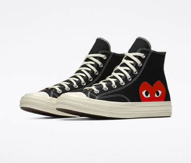 Кто из знаменитостей носит кеды Converse?
